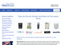 cleanairplus.com Coupon Codes