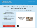 Kingdom of Pets Coupon Codes