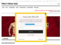 Menswearasia.com Coupon Codes