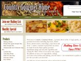 Countrygourmethome.com Coupon Codes