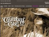 Countrygirlstore Coupon Codes