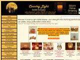 Country Light Candle Company Coupon Codes