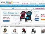 AlbeeBaby Coupon Codes