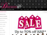 Dressedup.com.au Coupon Codes