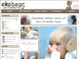 Eko Bear Canada Coupon Codes