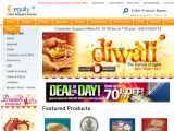 Egully INDIAN SHOPPING ESTREET Coupon Codes