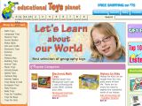 Educational Toys Planet Coupon Codes