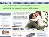Air Filter Store Coupon Codes