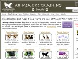 Ahimsa Dog Training Coupon Codes