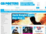 GB Posters Coupon Codes