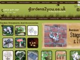 Gardens2you.co.uk Coupon Codes