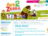 Ape 2 Zebra Canada Coupon Codes