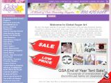 Global Sugar Art Coupon Codes