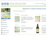 Global Healing Center Coupon Codes