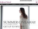 Girlfriends Material Coupon Codes