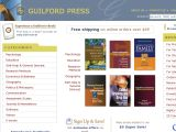 Guilford Publications Coupon Codes