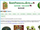 Greenproductsandgifts.com Coupon Codes