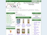 Greenandchic.com Coupon Codes