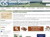 Green Shoping Catalogue  UK Coupon Codes
