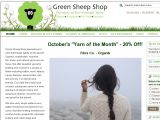 Green Sheep Shop Coupon Codes