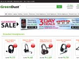 Green Dust Coupon Codes