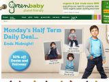 Green Baby Coupon Codes