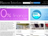 Haysominteriors.co.uk Coupon Codes
