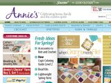 Annie's Catalog Coupon Codes