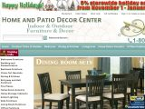 HOME AND PATIO DÉCOR CENTER Coupon Codes