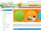Herbs Daily Coupon Codes