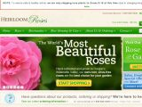 Heirloom Roses Coupon Codes
