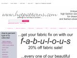 HotPatterns Coupon Codes