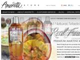 Amoretti Coupon Codes