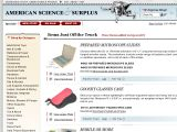 AMERICAN SCIENCE & SURPLUS Coupon Codes