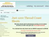 Just1200threadcountsheets.com Coupon Codes