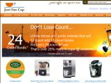Just One Cup Coupon Codes