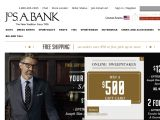 Jos. A. Bank Clothiers Coupon Codes