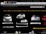 King Motorsports Coupon Codes