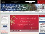 Keepsake Quilting Coupon Codes