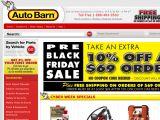 Auto Barn Coupon Codes