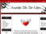 Auntie Dis De-Lites Coupon Codes