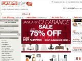 Lamps USA Coupon Codes