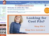 Little Boy Chic Coupon Codes