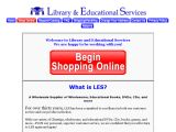Library and Educational Services Coupon Codes