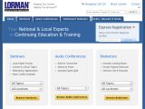Lorman Education Services Coupon Codes