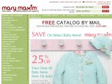 Mary Maxim Coupon Codes