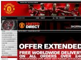 Manchester United Coupon Codes
