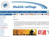 Mad About Flags UK Coupon Codes
