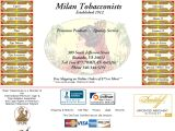 Milan Tobacconists Coupon Codes