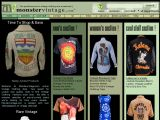 MonsterVintage.com Coupon Codes
